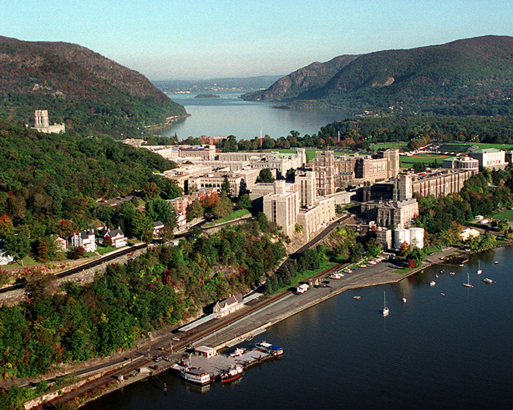 West Point campus