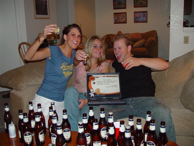 century club drinking game