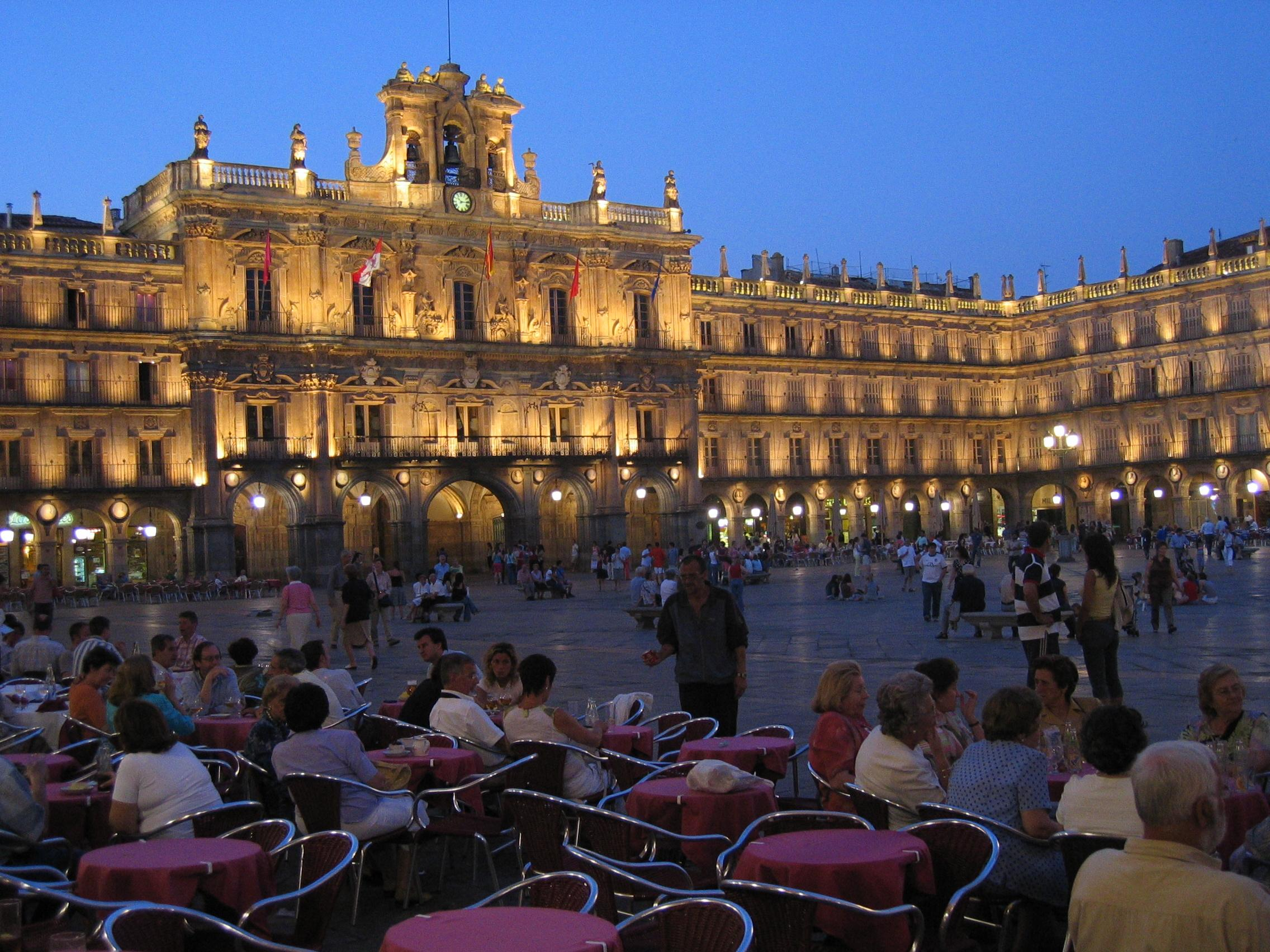 Unbeknownst to most people, Salamanca is one of the best cities in Spain to study abroad!