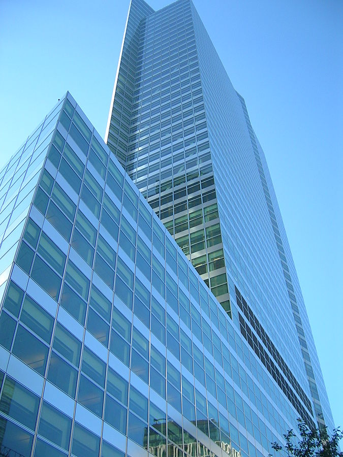 Goldman Sachs are one of the leading employers of graduates educated in investment management... photo by CC user Quantumquark on wikimedia