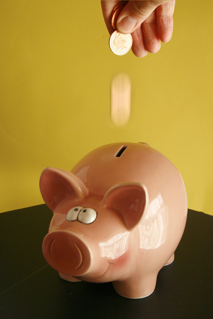 There are many ways to know How to Save Money in College ... photo by CC user alancleaver on Flickr