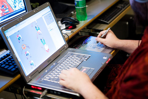 Gaming Development is a hot career to pursue...